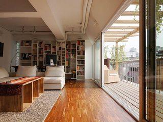 木质客厅设计参考图