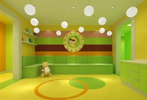 幼儿园室内装修材料选用应注意什么