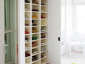 家有一宝  10个鞋柜装修实景图