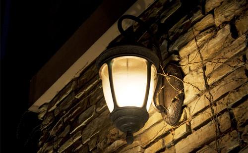 户外壁灯安装 户外壁灯分类