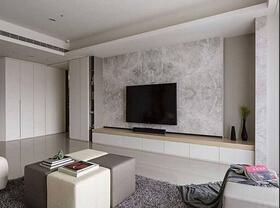 这套两居室充满都市现代感  年轻人最爱的设计