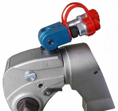 常见的液压扳手维修原因及保养方法图片