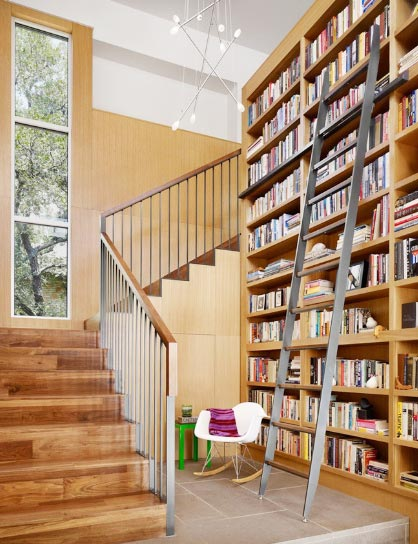 家居书架装修效果图