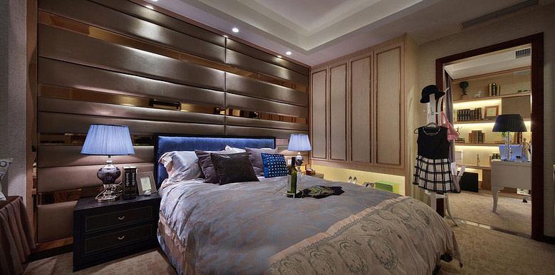 欧式风格装修 低调的奢华奢华卧室