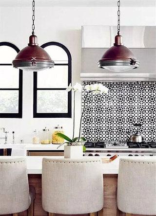 简约厨房设计实景图片