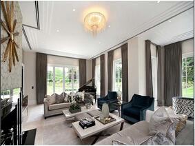 新古典风格别墅装修 体会雍容华贵的空间感