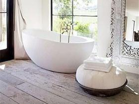 10个别墅卫生间装修设计 沐浴在风景中