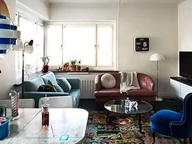 60平小公寓装修效果图 创意改变生活