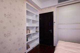新古典风格三居儿童房衣柜设计图