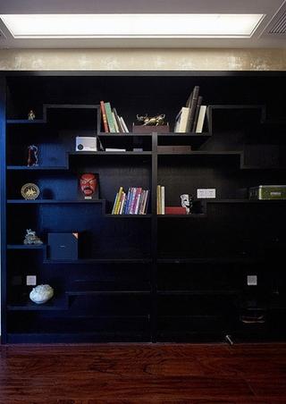 新古典风格三居书房设计效果图
