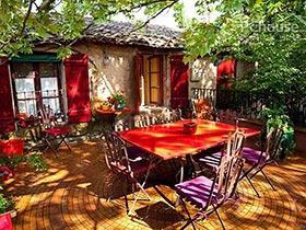 清扫烦闷花园  11个别墅庭院设计实景图