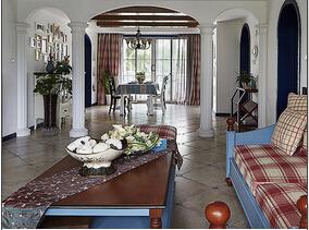 这样的家像城堡  150平地中海风格装修