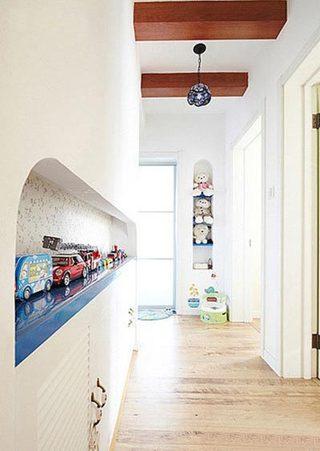 室内走廊装修装饰图片