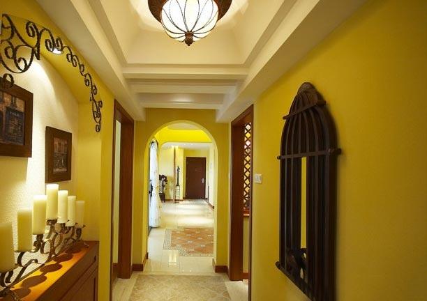 室内走廊设计图片大全