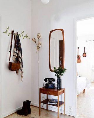 玄关鞋柜设计构造图片