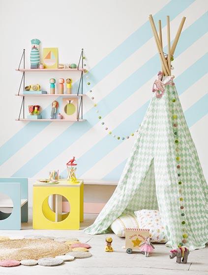 儿童房装修效果图片