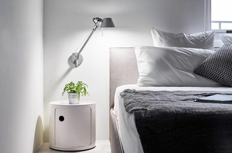 132平三居室卧室效果图装修