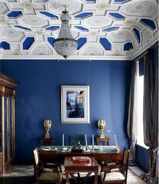 客餐厅吊顶装修装饰图片