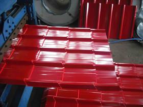 彩钢瓦安装 彩钢瓦用途