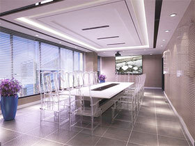 高档会议室图片