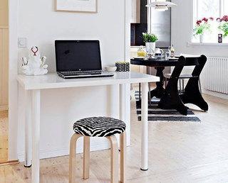 简易书桌装修效果图片