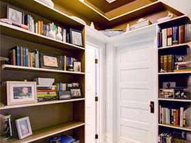知识实用家  11款休闲书房设计实景图