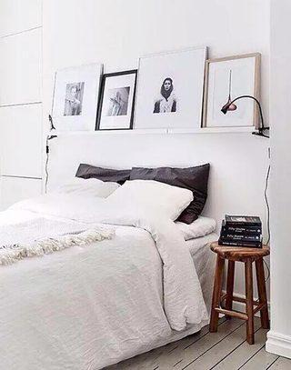 创意床头柜设计摆放图片