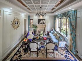 豪华型别墅装修效果图 享受最舒适的空间