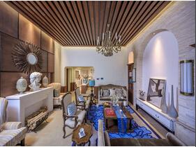 美式乡村风格公寓装修图 让家变得魅力十足