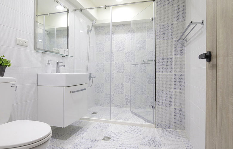 家居美图 280平loft公寓主卫生间效果图  免费领取设计方案 &#xe601