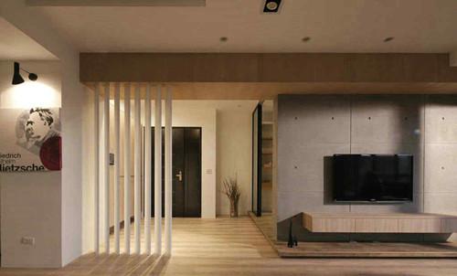 室内家装隔断墙种类 室内家装隔断墙设计