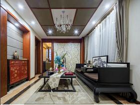 具有中式风情的童话空间 简欧风格三居室装修