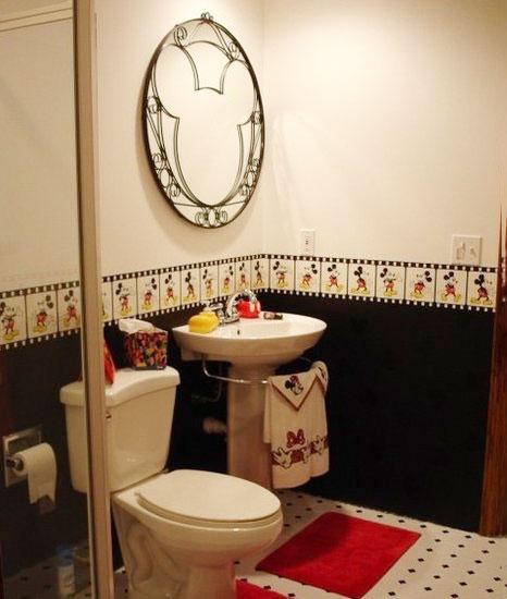 儿童卫生间装修装饰效果图