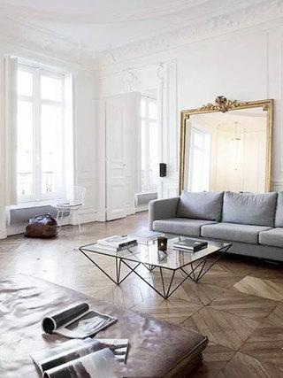 新古典客厅装修装饰效果图
