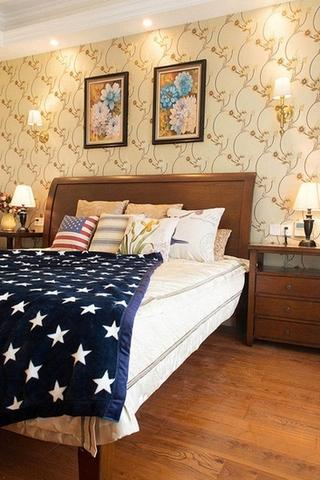 舒适大户型装修 160平空间装满幸福卧室效果图