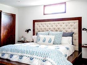 8款休闲卧室床品装修图片