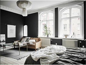 环保与极简风 打造最个性的三居室装修