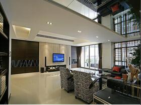 简约风格三居室装修 宜居&时尚的效果