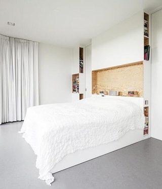 简约卧室装修装饰效果图