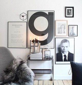 室内装饰画设计摆放图