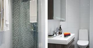 北欧风格公寓装修卫生间设计大全