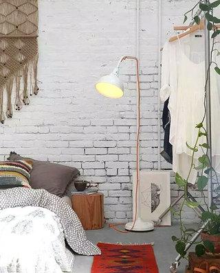 卧室另类落地灯设计图