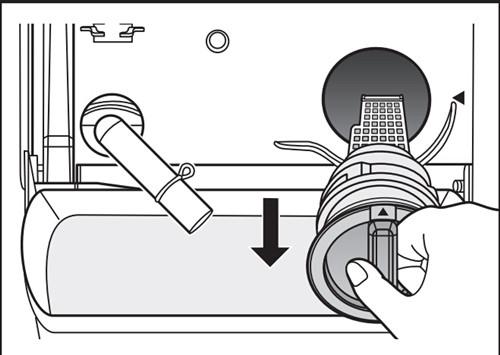 学堂 生活常识 百科知识 正文  1,洗衣机无法排水时,检查一下排水阀上图片