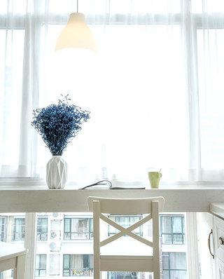 160平北欧三居室吧台装饰设计图