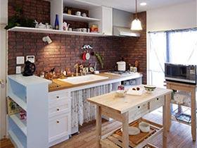 神技能展示  10个厨房收纳装修图