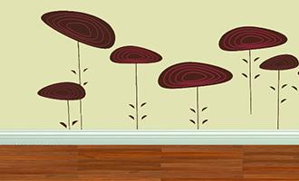 墙纸、墙布、乳胶漆、硅藻泥到底哪个好?我们来帮您