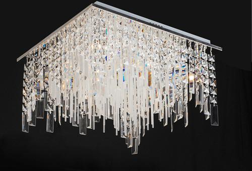 水晶吊灯安装注意事项 水晶吊灯怎么清洗
