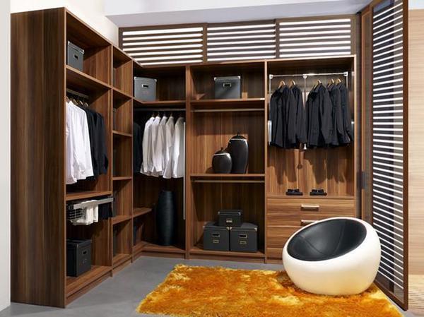 衣帽间-卧室衣柜摆放居然也有风水禁忌