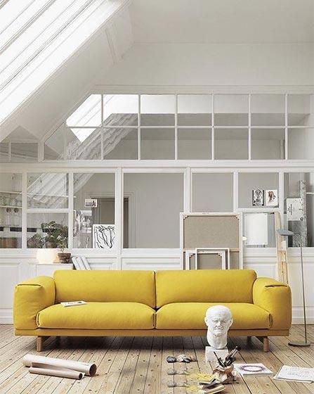 创意沙发装修装饰效果图