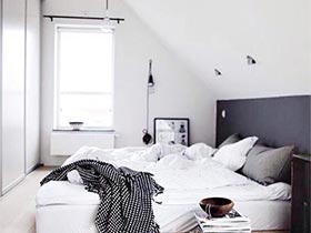 4款卧室效果图 阁楼卧室这么装